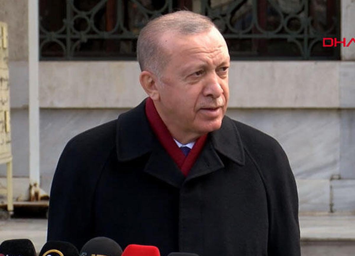 Koronavirüs aşısı olan Cumhurbaşkanı Erdoğan'dan yan etki açıklaması: Evelallah sapasağlamım