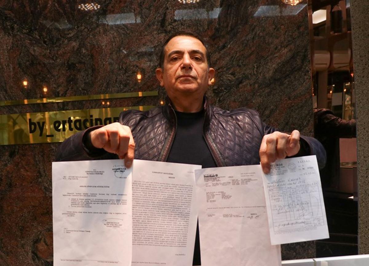 Altınların parasını EFT olarak kabul etti, hesabına bloke konuldu!