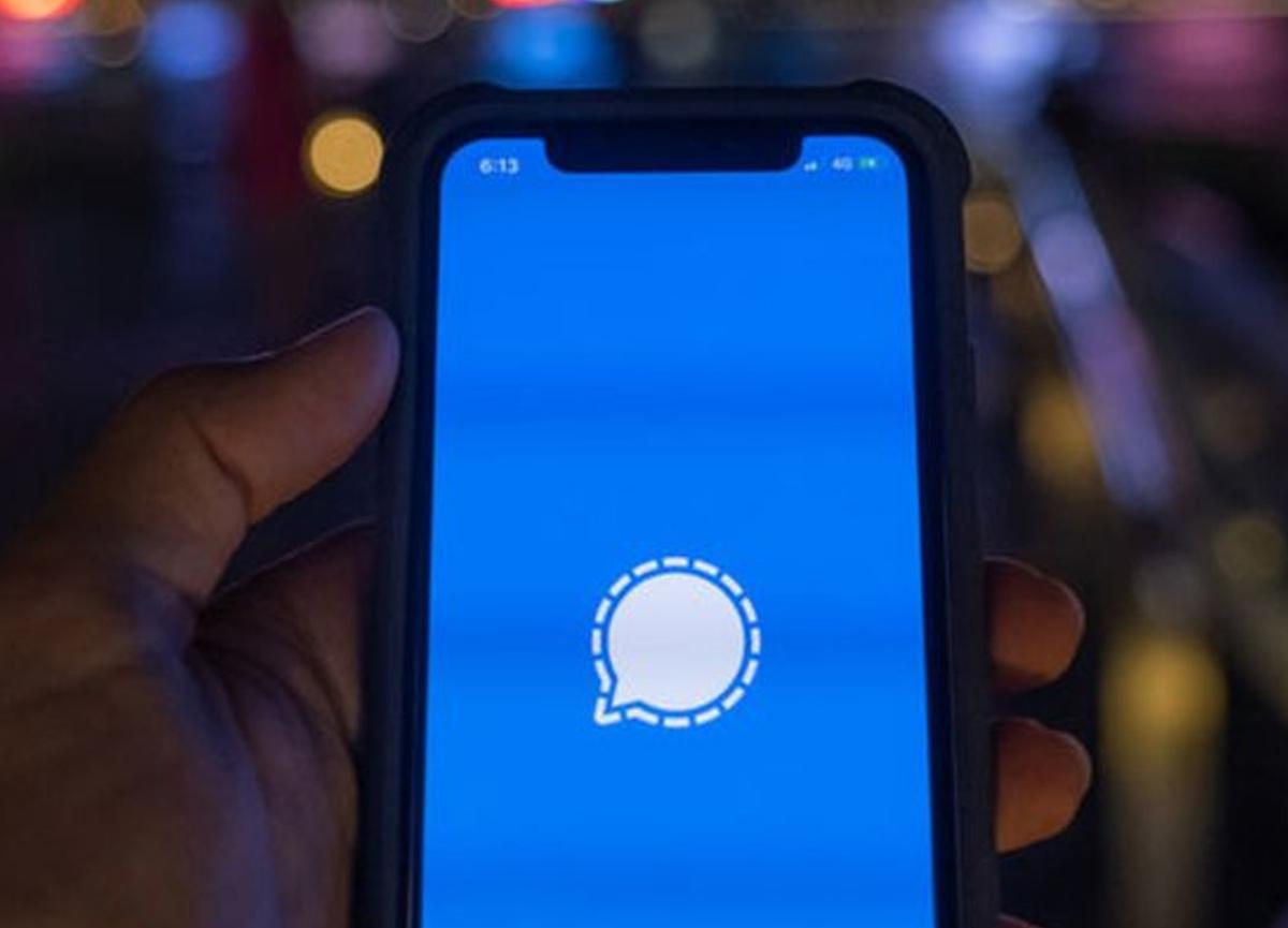 Whatsapp'ın alternatifi Signal çöktü mü?   Mesajlaşma uygulaması Signal, neden çöktü?