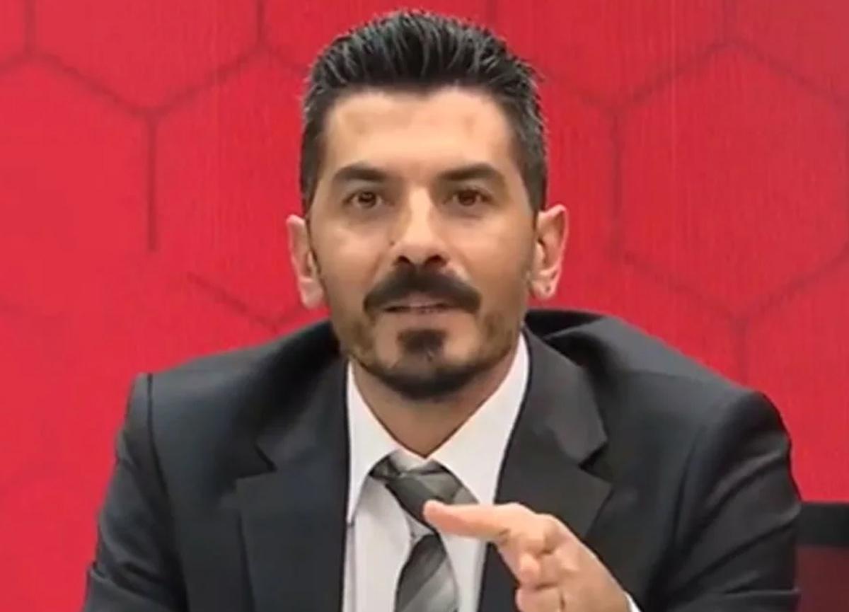 Deniz Ateş Bitnel canlı yayında Trabzonsporlu taraftarlardan özür diledi