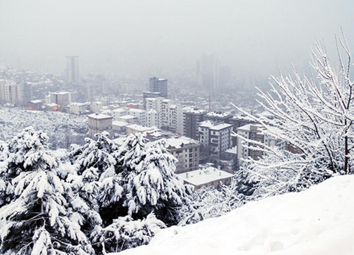 Son dakika: Marmara bölgesi için yoğun kar yağışı uyarısı yapıldı