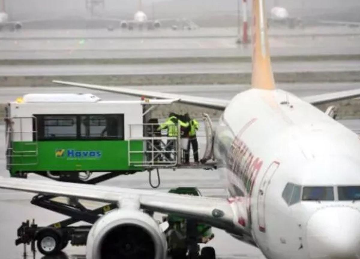 Samsun-İstanbul uçağı İstanbul Havalimanı'na acil iniş yaptı