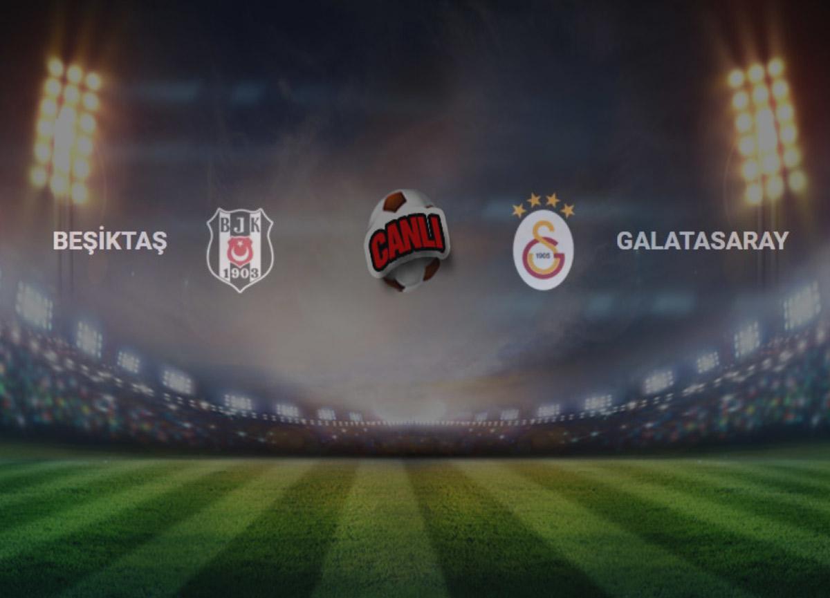 Beşiktaş - Galatasaray maç özeti, golleri izle   BJK 2-0 GS maç sonucu   Süper Lig puan durumu