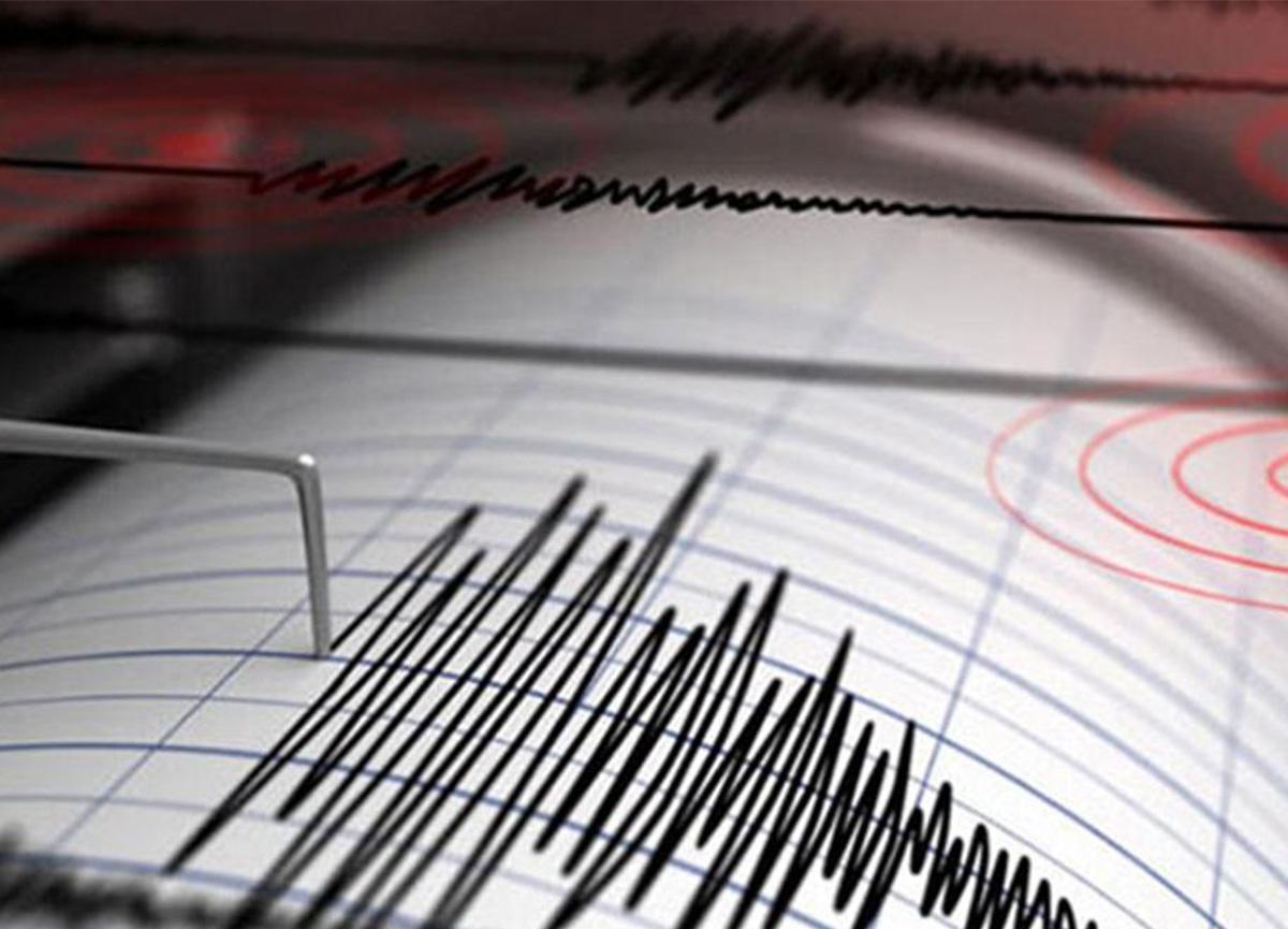 Ege'de 4 büyüklüğünde deprem oldu!