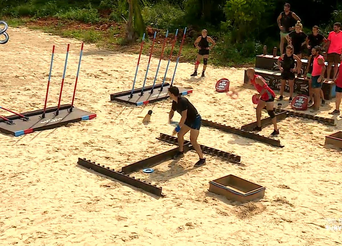 Survivor'da ikinci eleme adayı kim oldu? 17 Ocak Survivor 2021'de dokunulmazlığı hangi takım kazandı?
