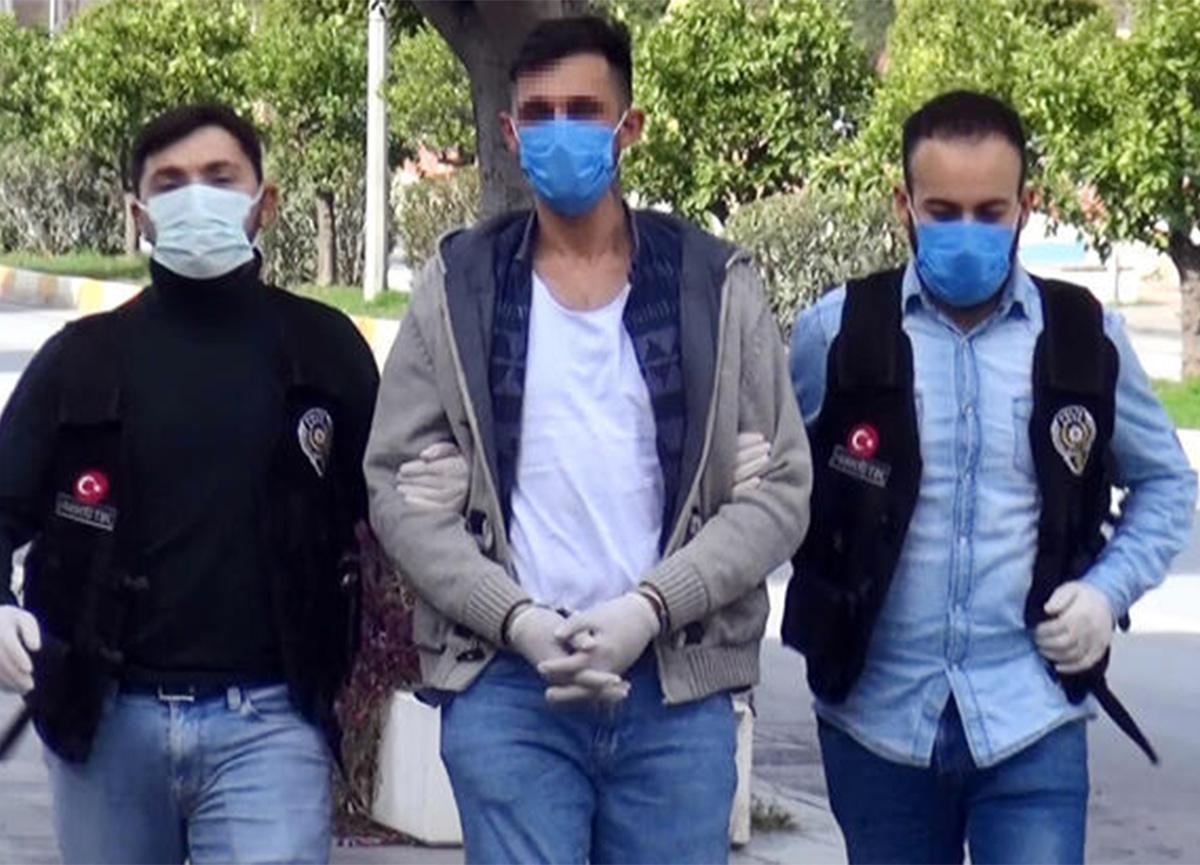 Antalya'da inanılmaz olay! Araçta 2 çocuğu varken uyuşturucu...
