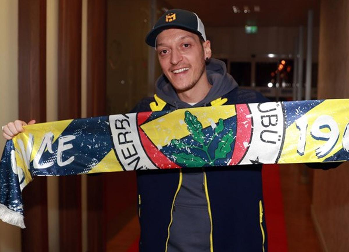 Mesut Özil'den yeni paylaşım: Kısa sürede binlerce beğeni ve yorum aldı