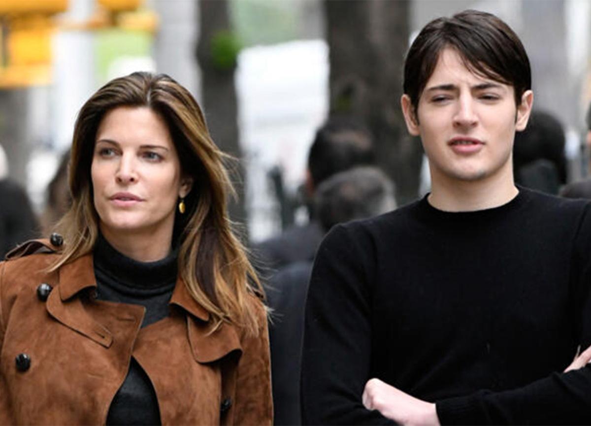 Ünlü model Stephanie Seymour, 24 yaşındaki oğlunu kaybetti