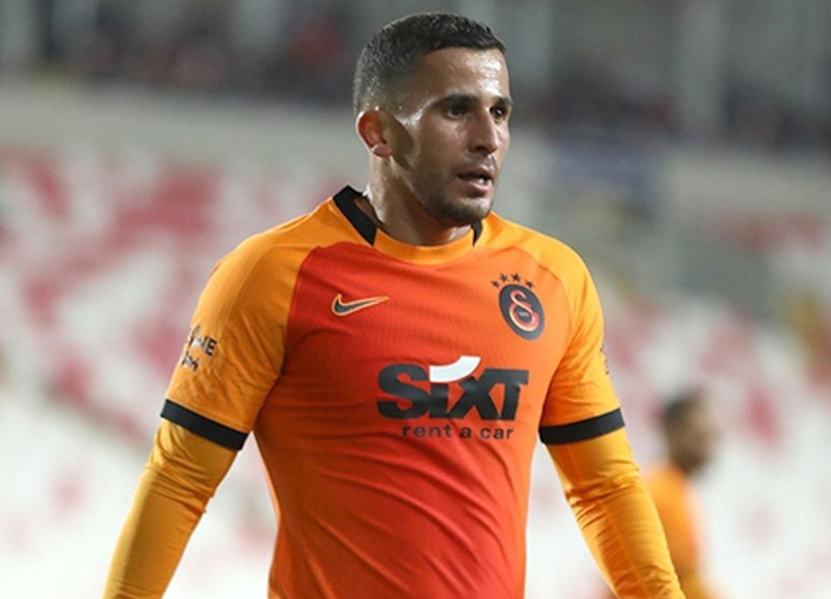 Yılbaşı gecesi kaza geçiren Galatasaraylı futbolcu Omar Elabdellaoui hastaneden taburcu edildi