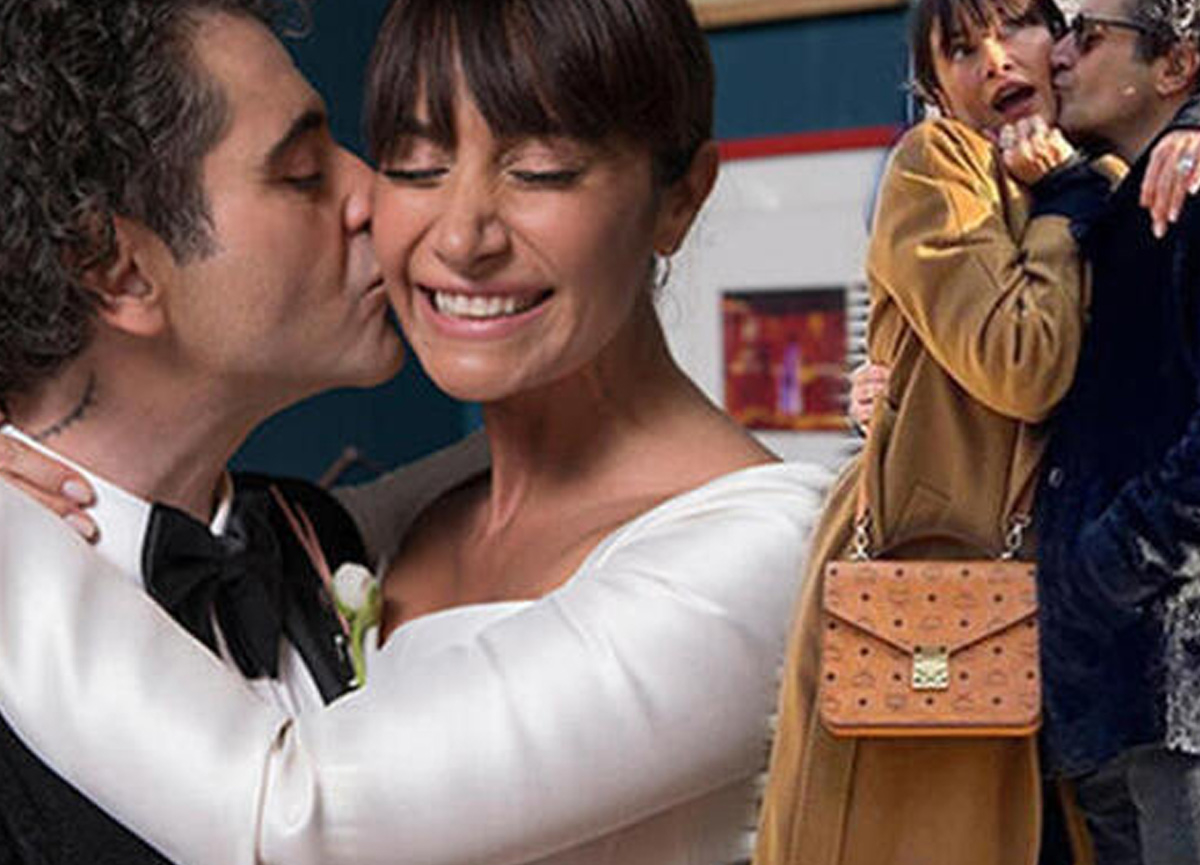Şarkıcı Sıla ile evliliğini bitiren Hazer Amani, yeni dövmesi ile şaşırttı