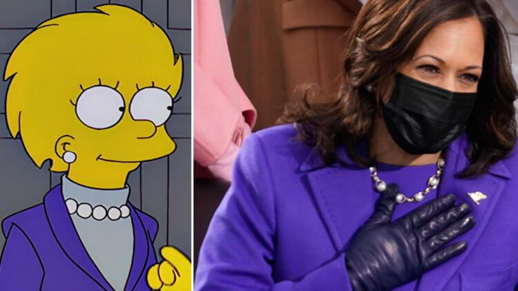 Sosyal medya yıkıldı, Simpsonlar yine şoke etti! Bu da tuttu...