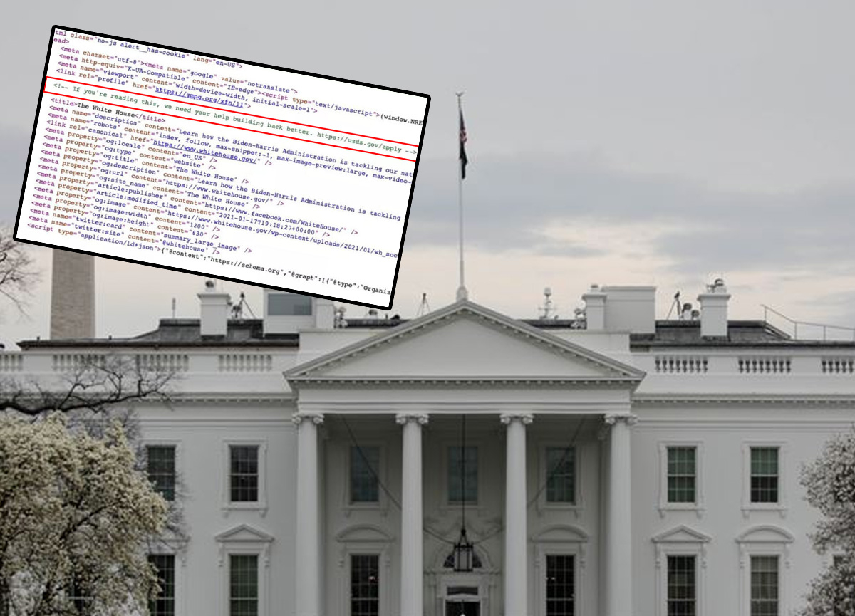 Beyaz Saray'ın internet sitesinde gizli iş ilanı: Sadece ABD vatandaşları için