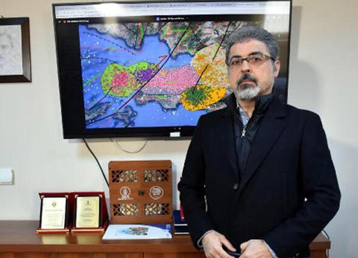 İzmir'deki depremlerden sonra Hasan Sözbilir uyardı! 'Bölgede deprem fırtınası'