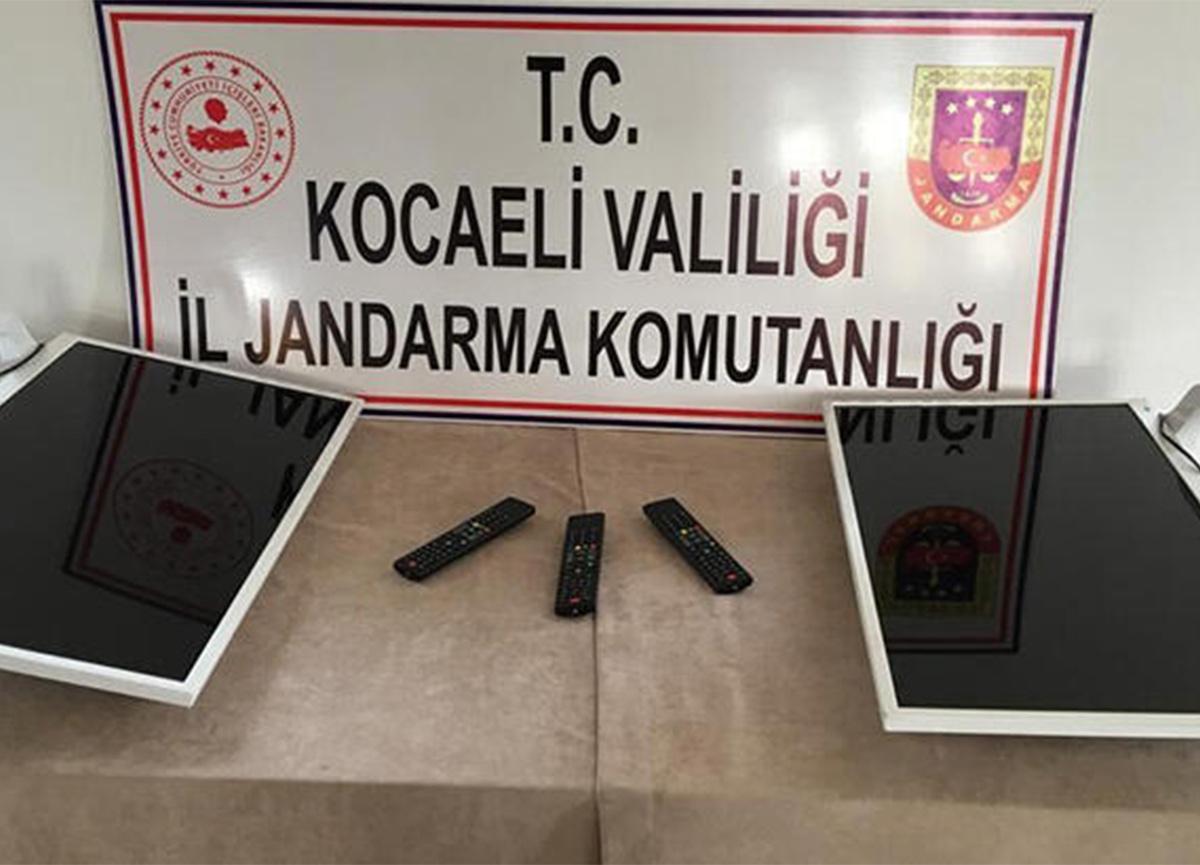 Kocaeli'nde otelde 96 televizyon çalındı iddiası