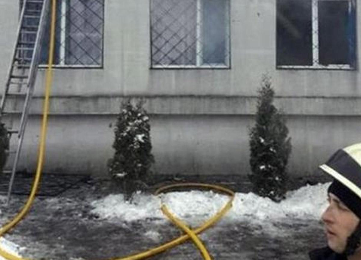 Ukrayna'da huzurevinde yangın çıktı, 15 kişi hayatını kaybetti