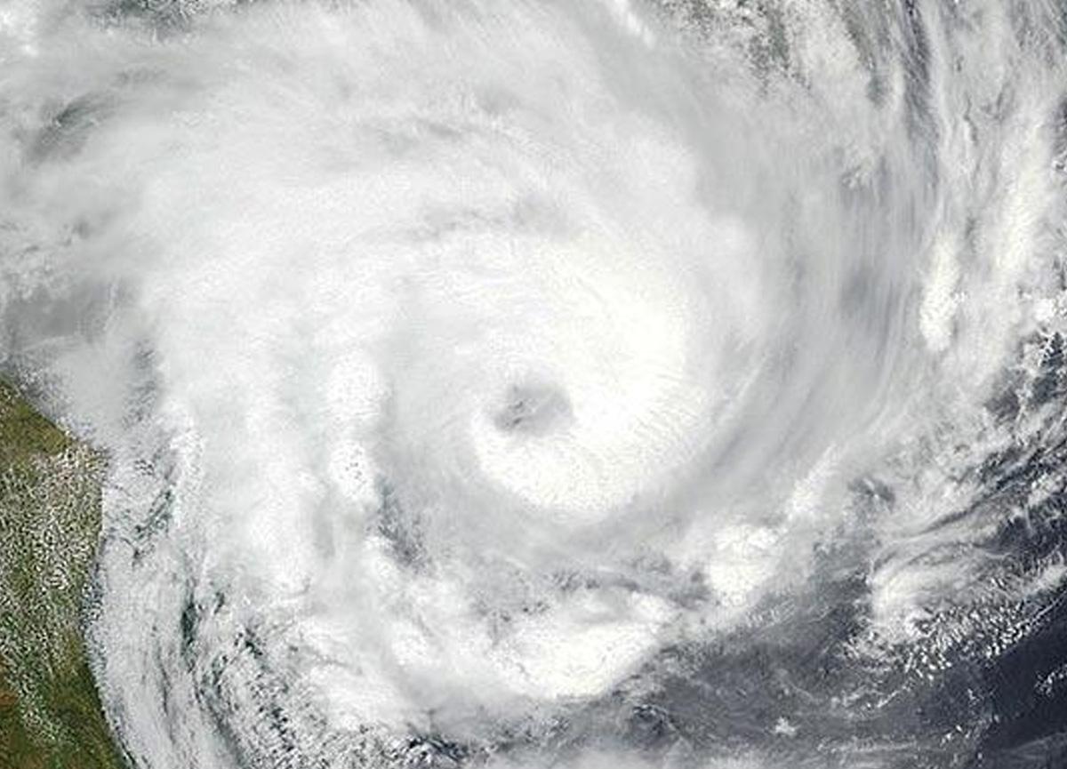 BM: Mozambik'teki Eloise fırtınası kasırgaya dönüşebilir