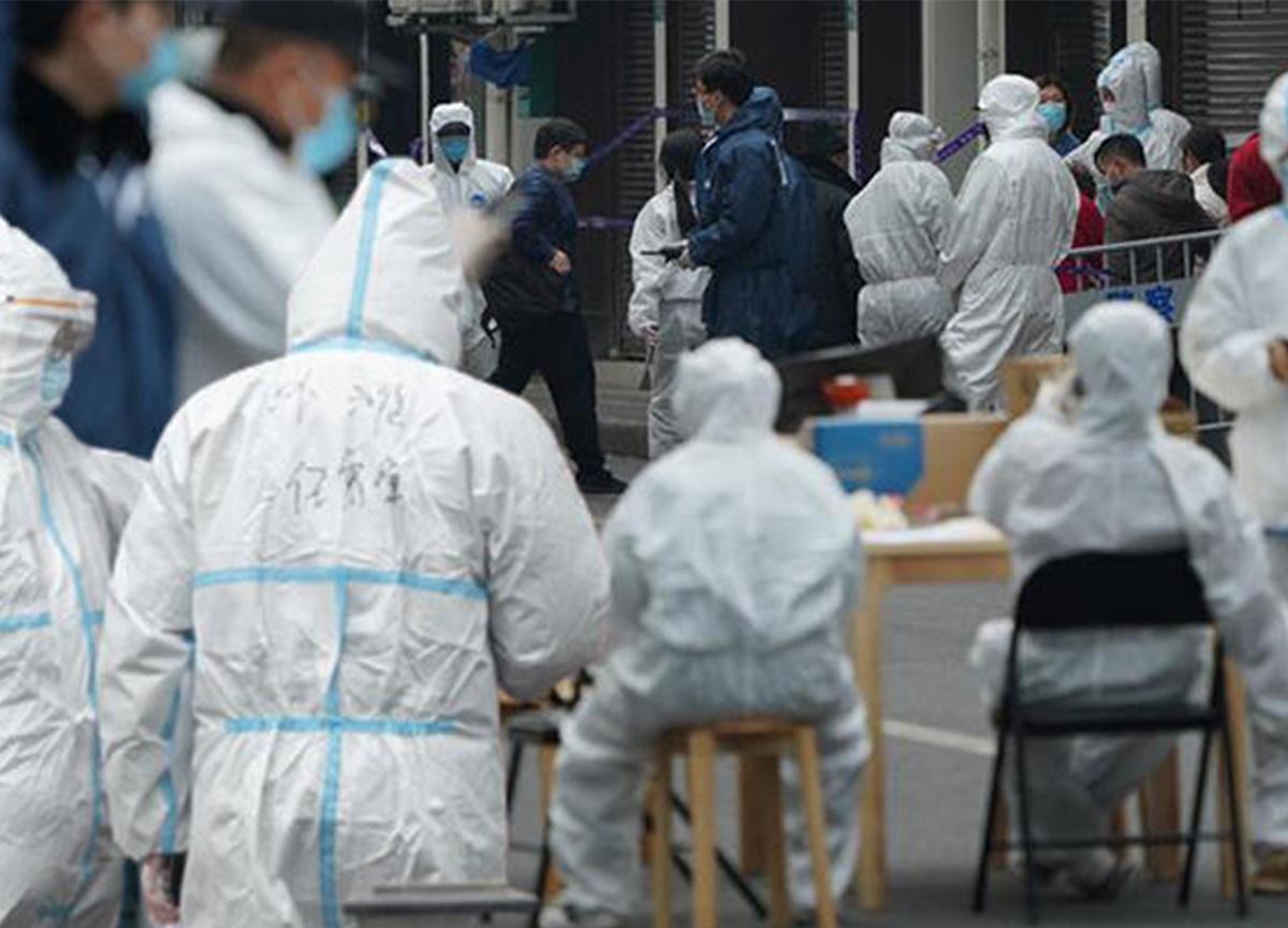 O ülkede iki hastane koronavirüs yüzünden karantinaya alındı!