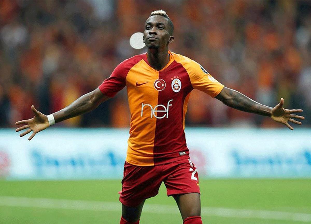 Galatasaray'ın anlaştığı Onyekuru bugün İstanbul'a geliyor!