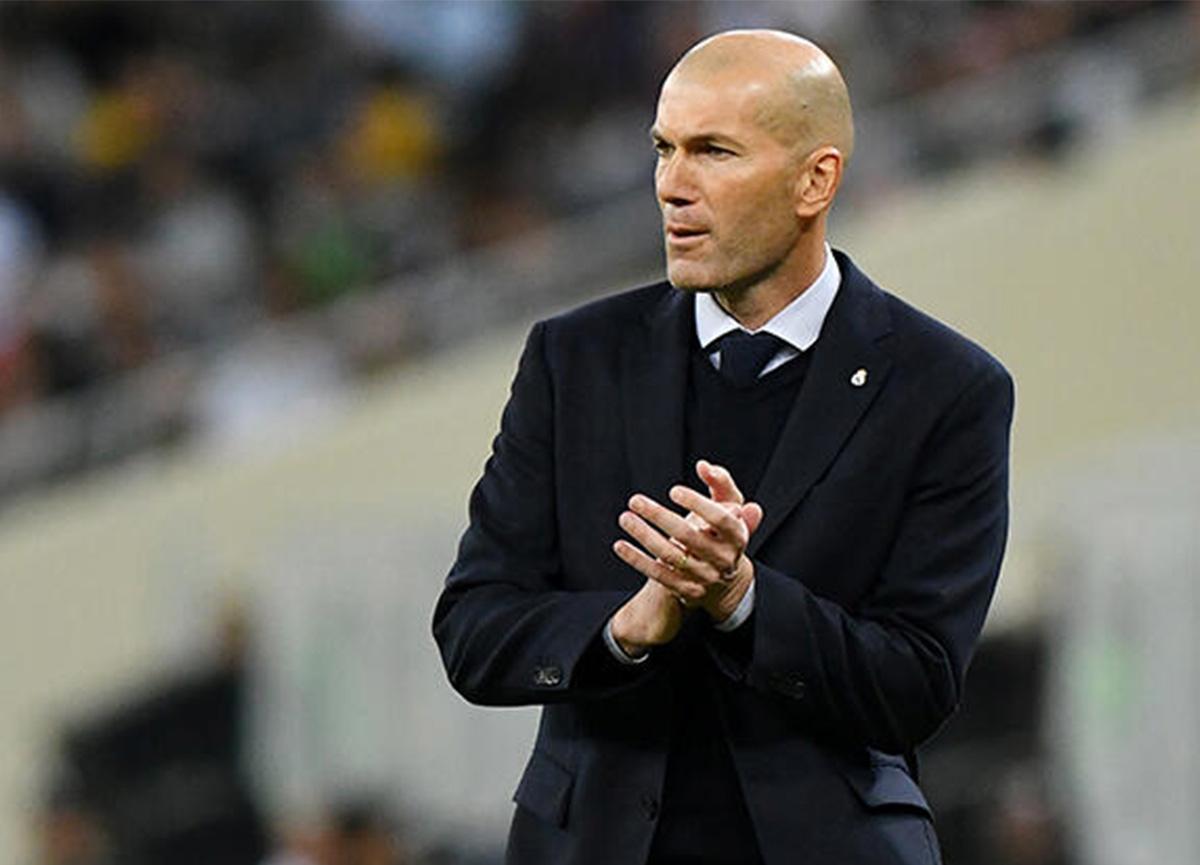 Zinedine Zidane koronavirüse yakalandı!