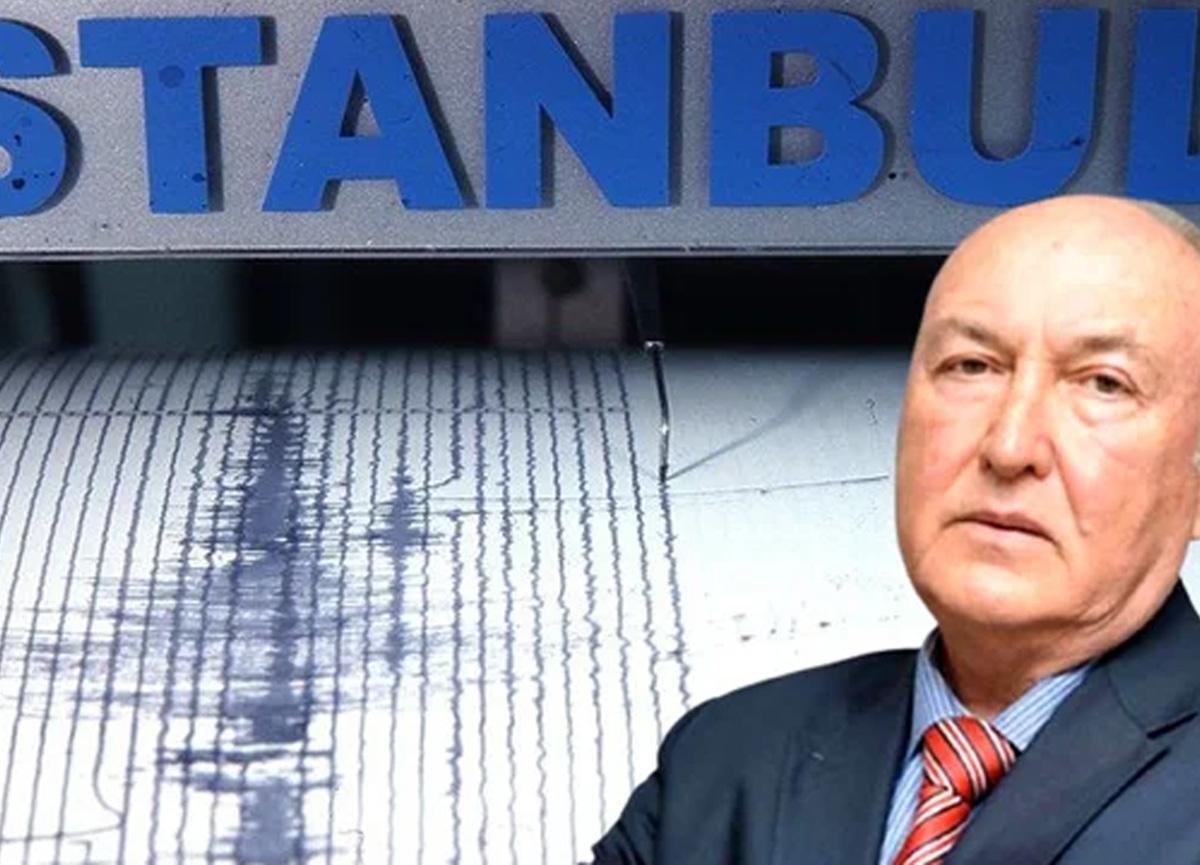 Jeofizik Yüksek Mühendisi Prof. Dr. Ahmet Ercan İstanbul depremi için tarih verdi
