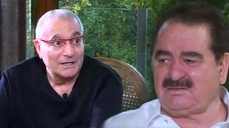 Mehmet Ali Erbil, İbo Show'da! Gözyaşlarını tutamadı