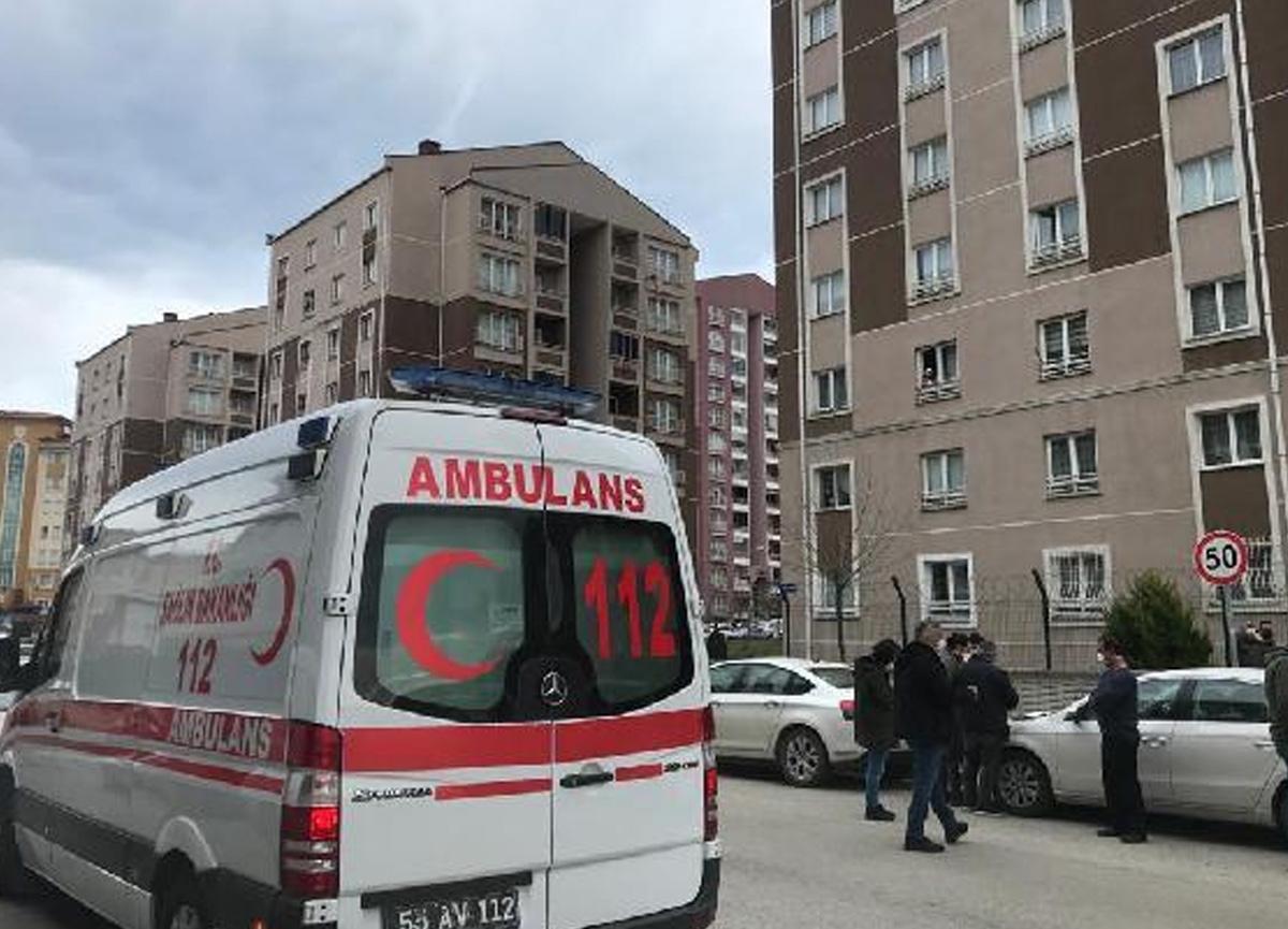 Bebek sesi kavgası apartmanı karıştırdı: 4 yaralı var