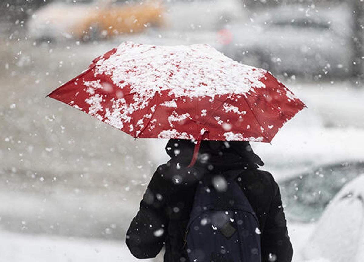 Meteoroloji Trakya'da Çarşamba günü kar yağışı beklendiğini duyurdu