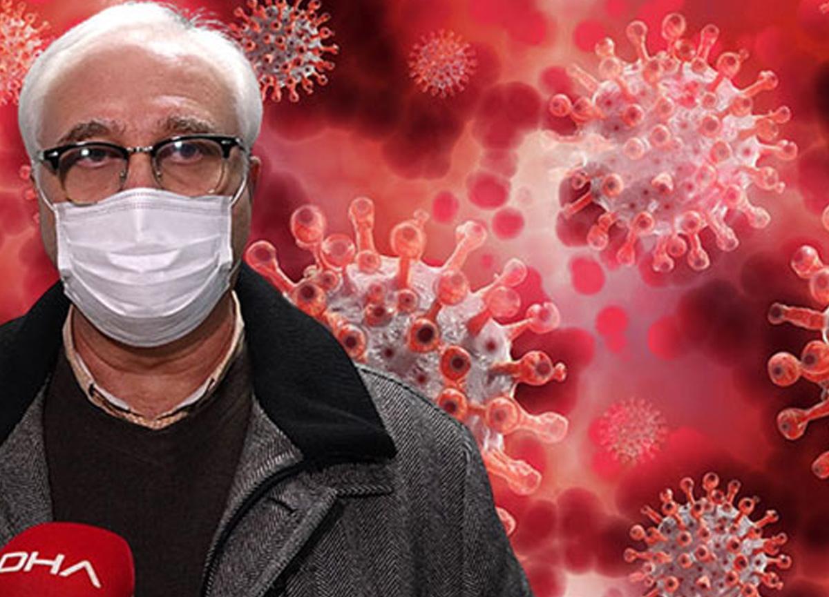 Bilim Kurulu Üyesi Prof. Dr. Tevfik Özlü'den önemli koronavirüs açıklaması!