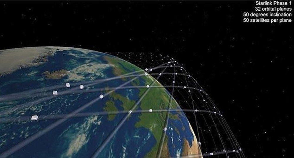 Elon Musk uzaya lazer gönderdi