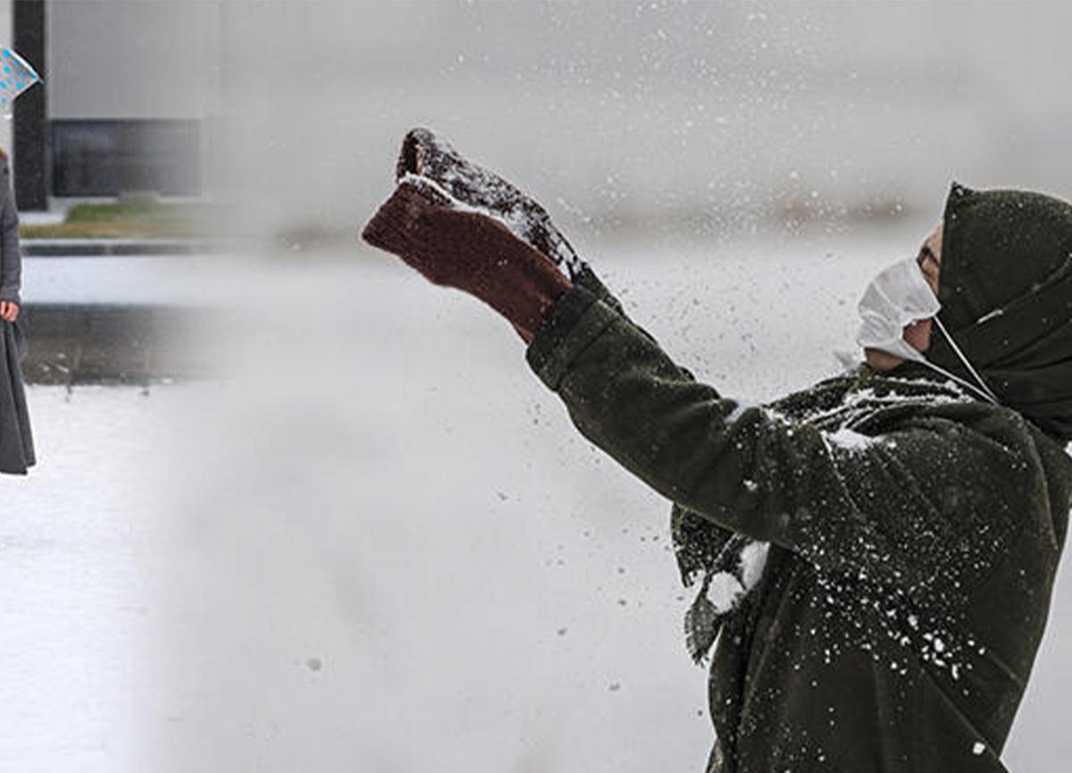 Meteoroloji'den önemli uyarı! İstanbul'a kar yağacak mı?