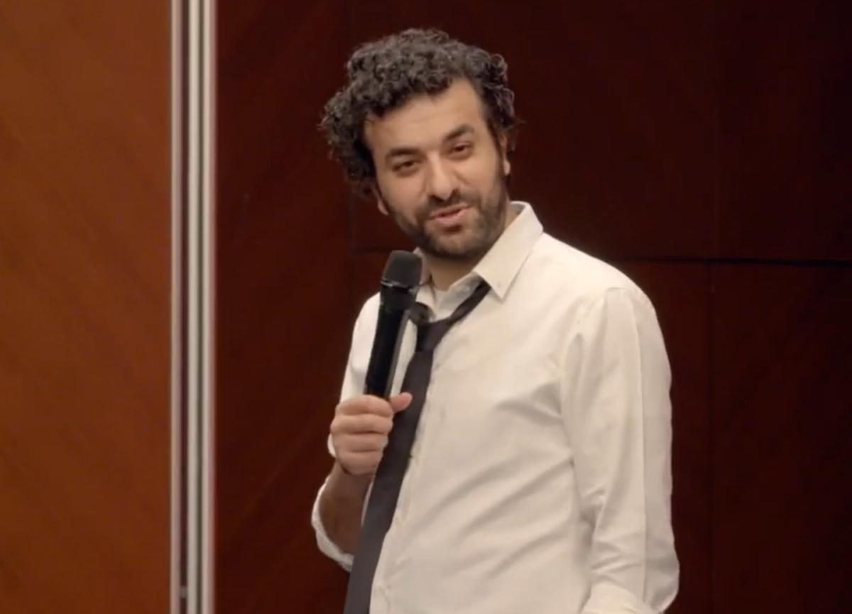 Hasan Can Kaya'nın Exxen'de yayınlanacak dizisi Bir Yeraltı Sitcomu'nun çekimleri başladı