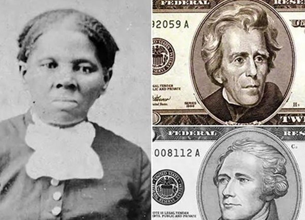 Joe Biden yönetiminden önemli adım: 20 dolarlık banknotların üzerindeki resim değişiyor