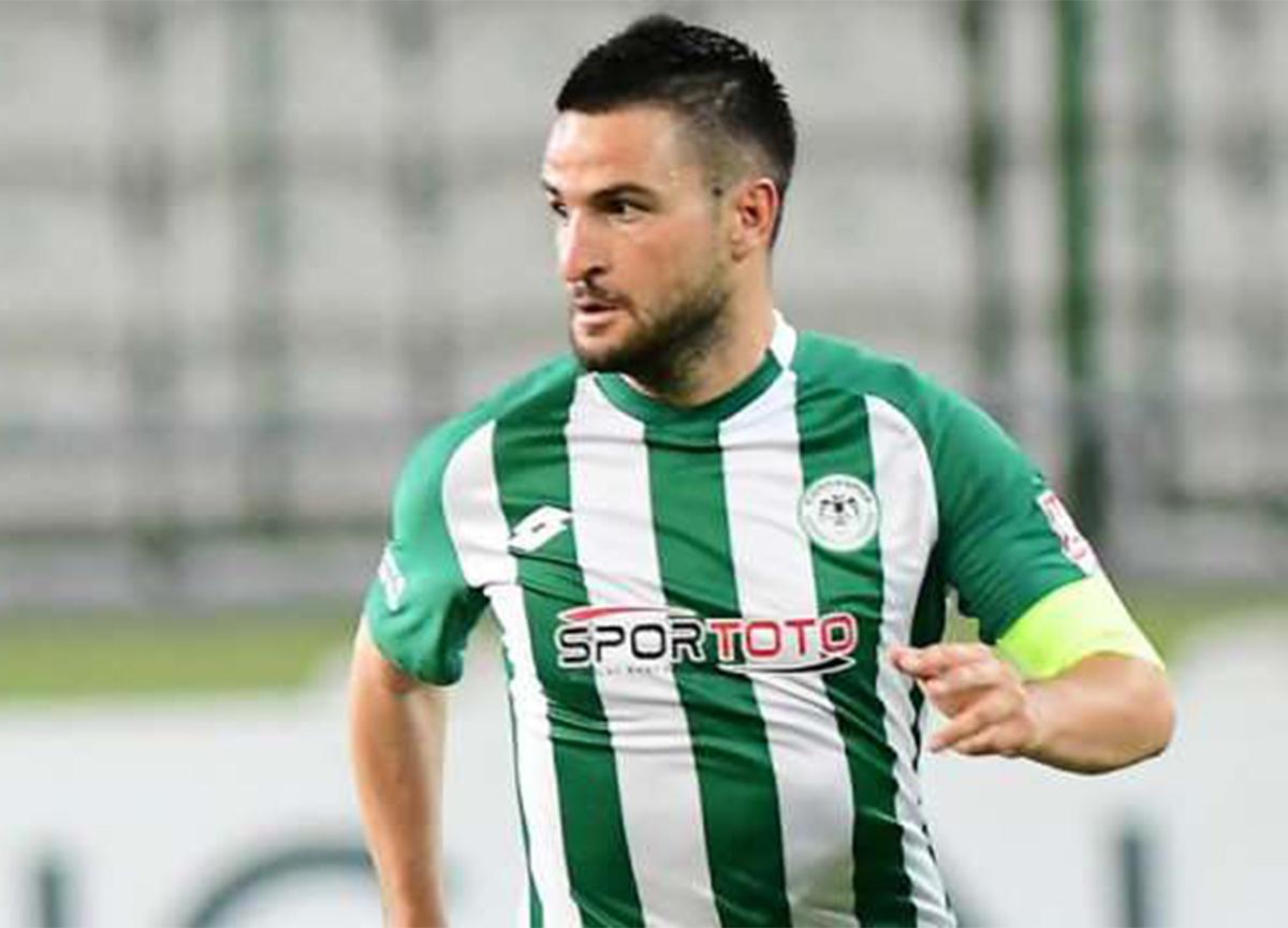 Ömer Ali Şahiner, Konyaspor'a veda etti