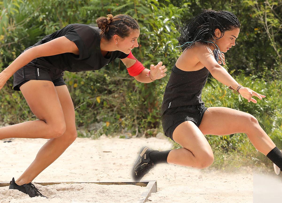 Survivor'da sembol kimin oldu? 26 Ocak Survivor 2021 kadınlar performans oyununu kim kazandı?