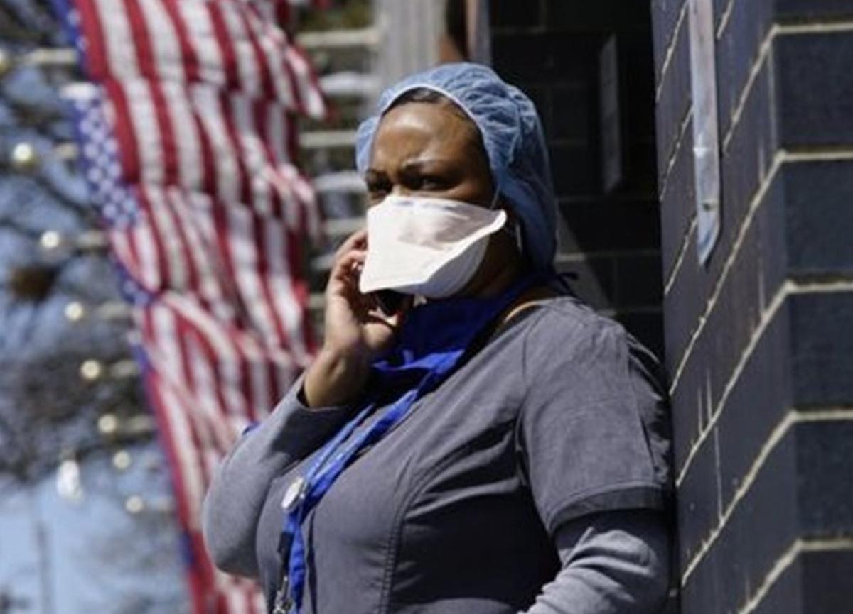 ABD'de korkutan koronavirüs tablosu! Ölü sayısı 431 bin 408 oldu