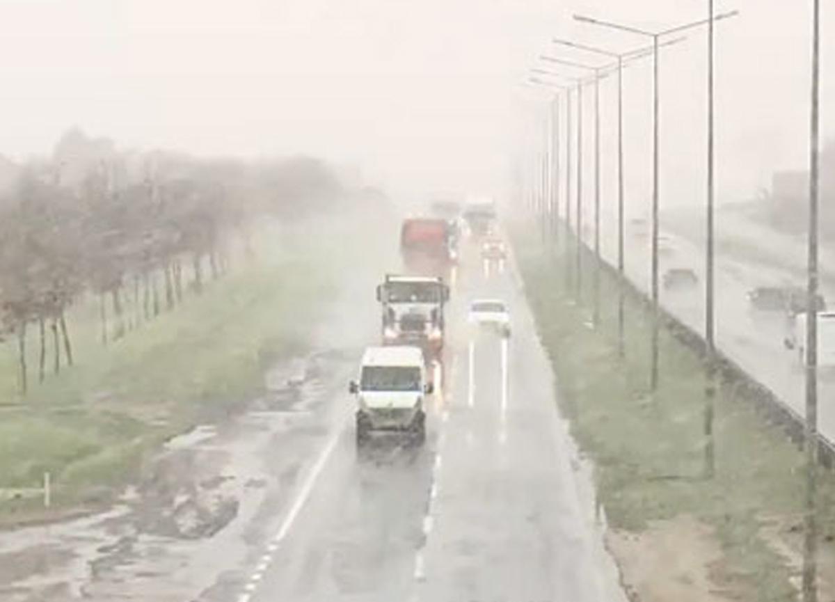 Son dakika: İstanbul'da beklenen kar yağışı başladı!