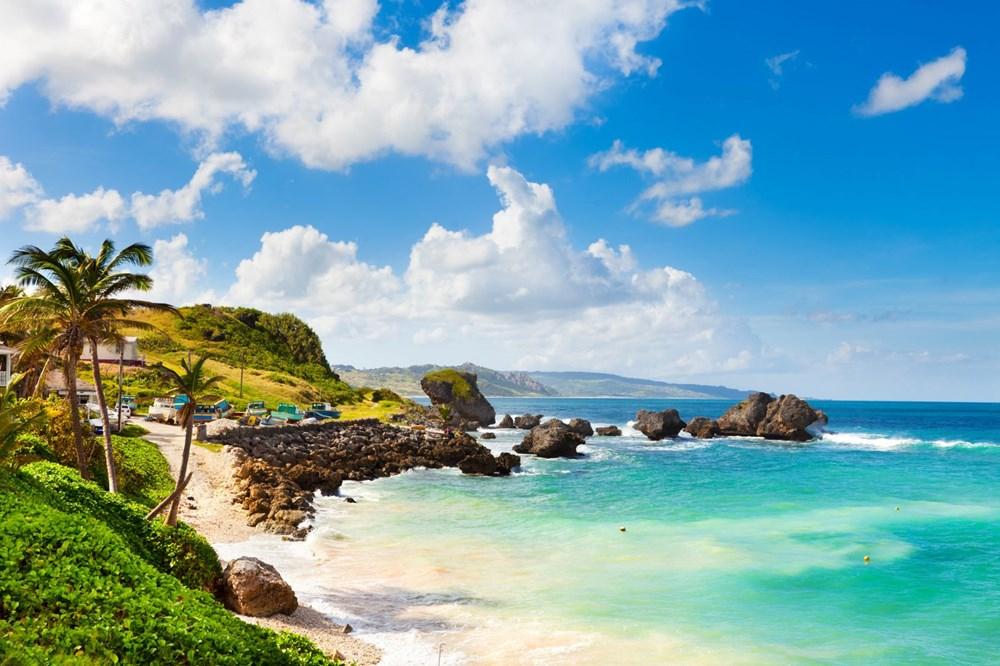 'Evden değil Karayipler'den çalışın': Barbados, bir yıllık vize veriyor