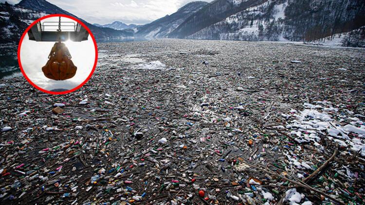 Felaket yüzerek geliyor! Dünya bu fotoğrafla dehşete düştü...