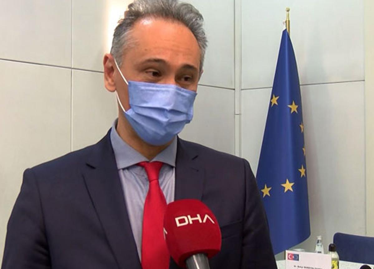 Dr. Batyr Berdyklychev, Türkiye'de yürütülen aşı çalışmalarından övgüyle bahsetti