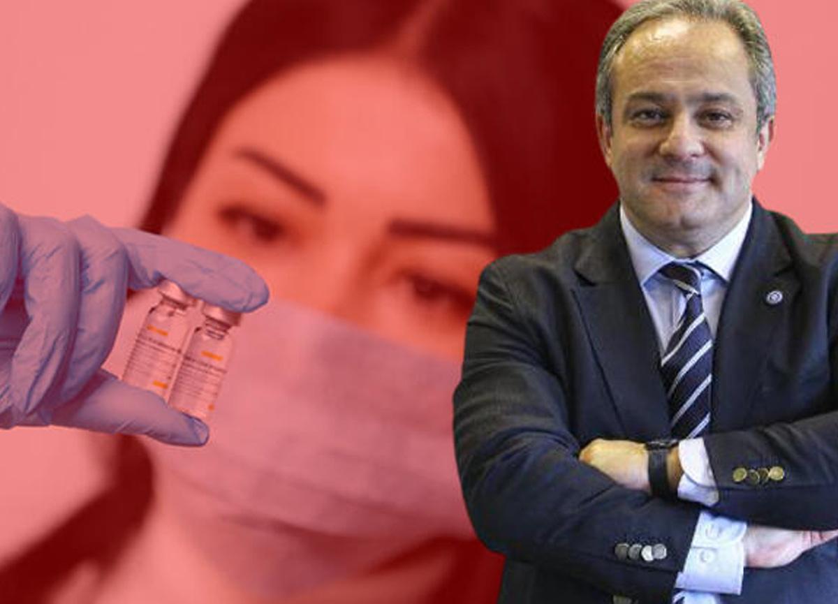 Prof. Dr. Mustafa Necmi İlhan'dan dikkat çeken koronavirüs açıklaması: 60 milyon kişinin aşılanması gerekiyor