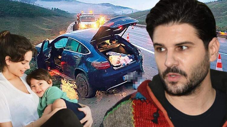 Ünlü oyuncu Tolgahan Sayışman kaza sonrası ilk kez konuştu