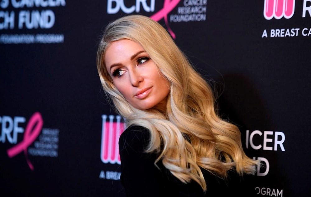 Paris Hilton ikizlerine hazırlanıyor