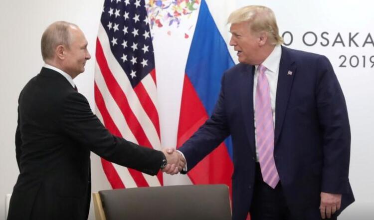 Yer yerinden oynadı! KGB, Trump ve Putin...