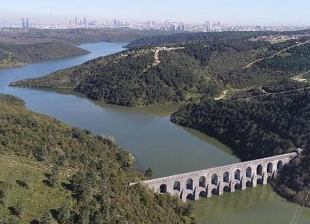 İstanbul barajlarında son durum! Barajlarda doluluk oranı ne kadar? İstanbul baraj doluluk oranları 2021
