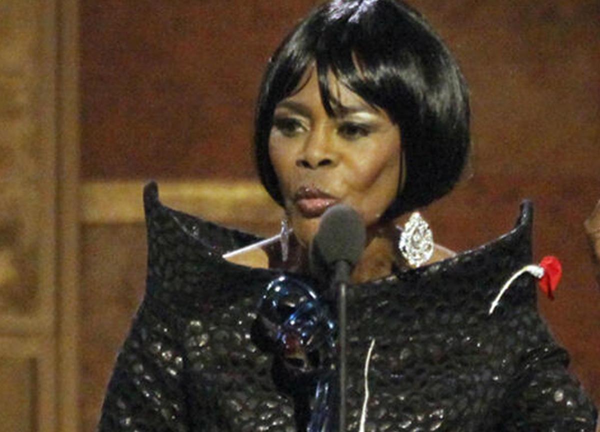 Hollywood'un yıldızı Cicely Tyson 96 yaşında hayatını kaybetti