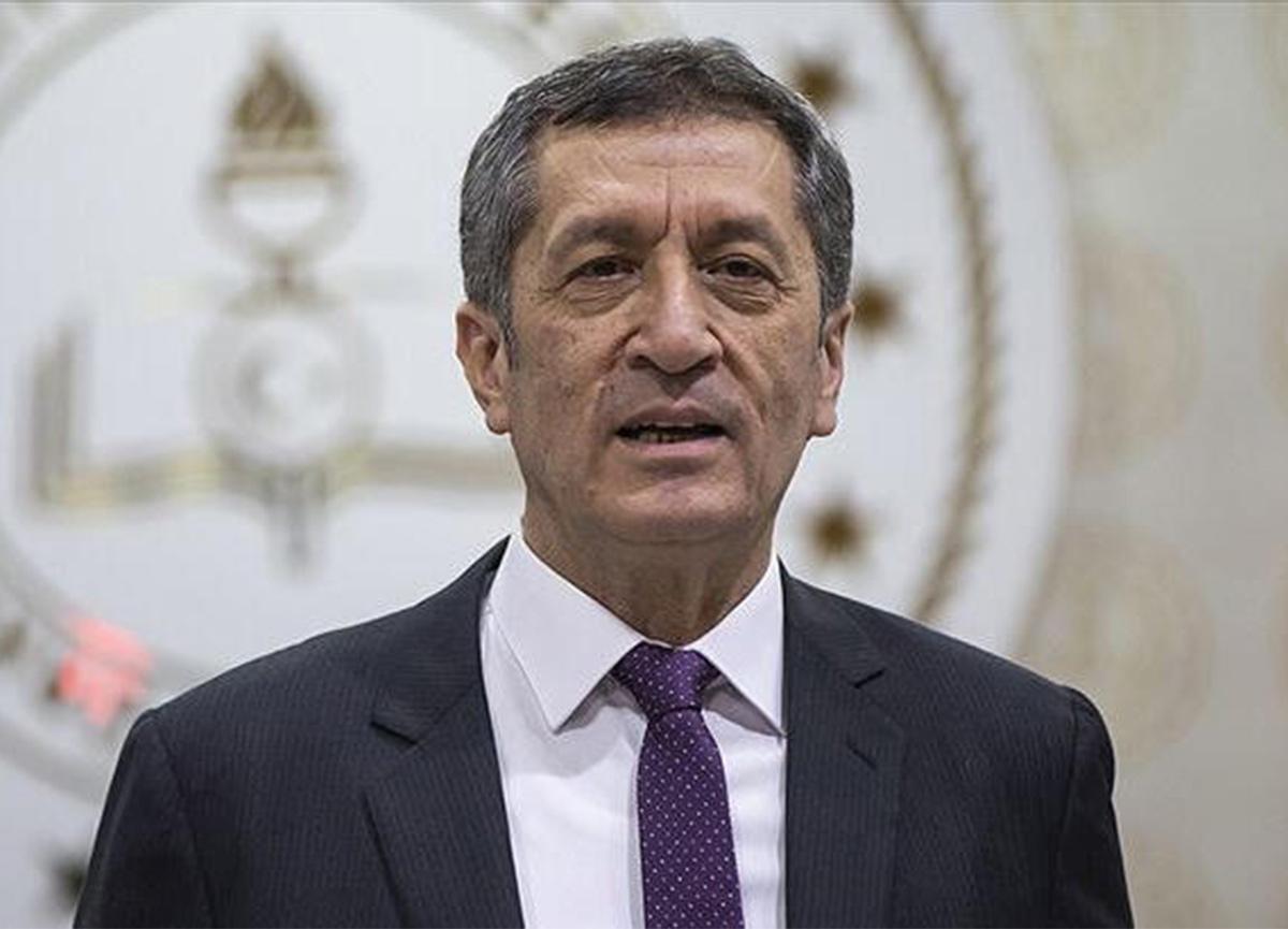 Milli Eğitim Bakanı Ziya Selçuk'tan yüz yüze eğitim ve tablet açıklaması