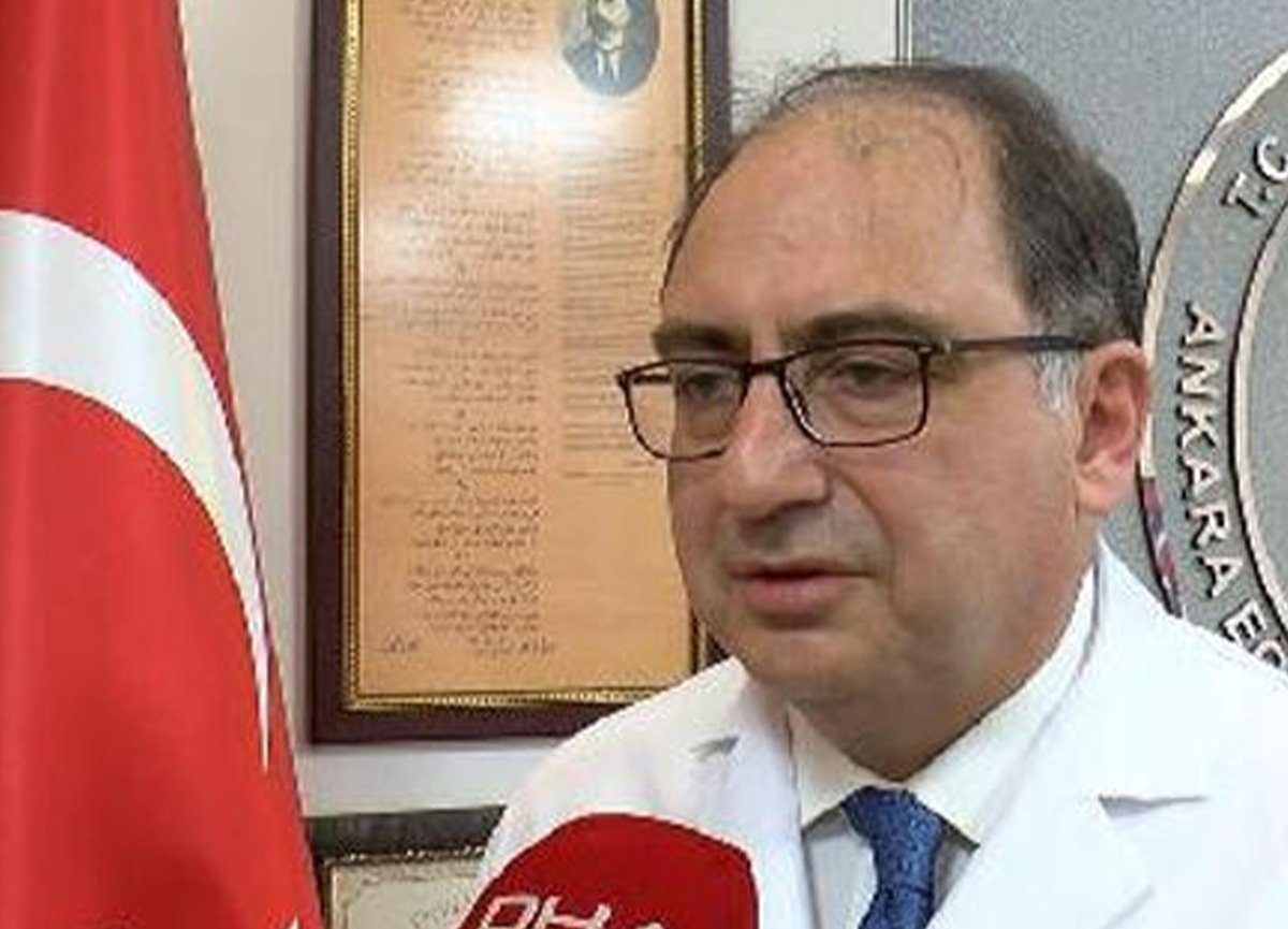 Türkiye'nin ilk pandemi hastanesindeki hasta sayısında büyük düşüş