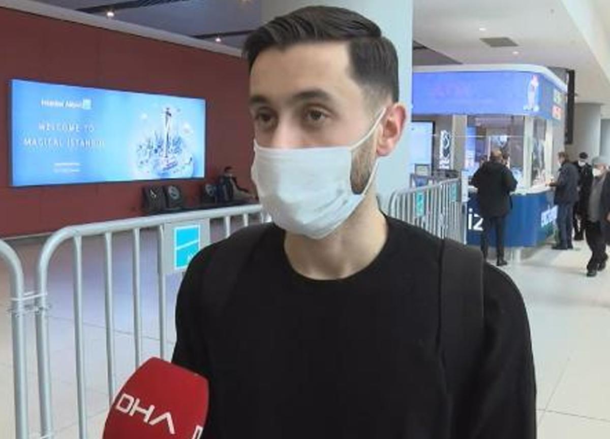 Yunus Mallı'dan taraftara müjde: Trabzonspor'a transferim bitti diyebiliriz