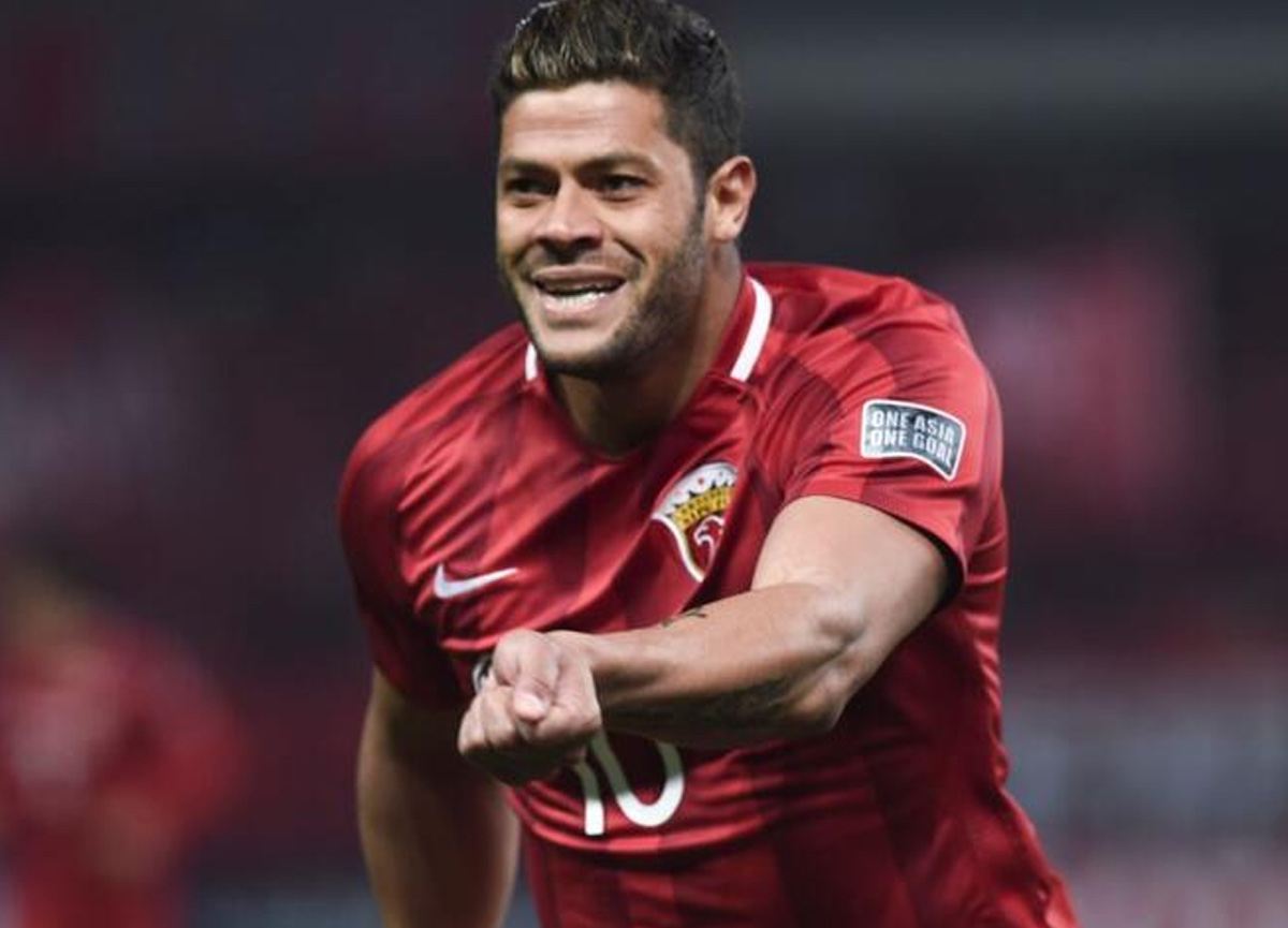 Beşiktaş'ın peşinden koştuğu Hulk'ın yeni takımı Atletico Mineiro oldu