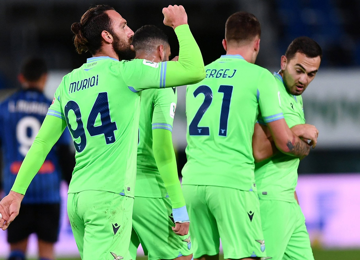 Vedat Muriqi attı, Lazio kazandı
